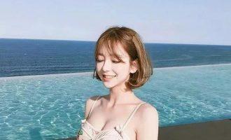 童颜巨乳!韩国票选女友第一名,姜泰莉太妖艳了!